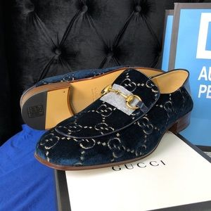 Gucci Shoes | Gucci Mens Gg Velvet